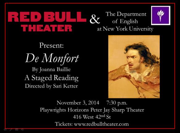 Baillie's De Monfort staged November 3, 2014